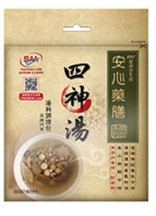 安心藥膳燉包四神湯湯料料理包100克包◆德瑞健康家◆