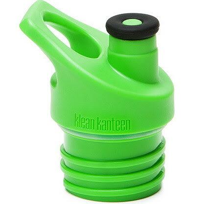 【【蘋果戶外】】Klean kanteen KCPPS-GN【窄口蓋/44mm/吸嘴型】美國 運動水壺專用瓶蓋(吸嘴型) Sports Cap 3.0