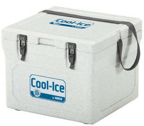 WAECO 德國行動冰箱/露營冰桶/十日鮮冰箱 22L WCI-22 岩石灰