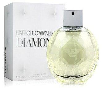 EMPORIO ARMANI Diamonds 鑽石女性淡香精 TESTER 100ML ☆真愛香水★