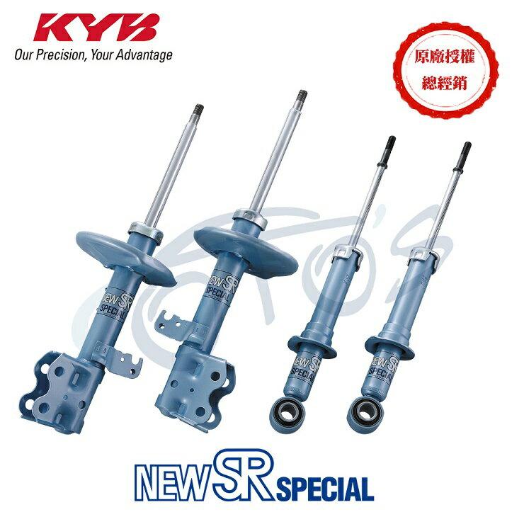 TOYOTA CAMRY 02~ 日本原裝KYB NEW SR藍筒避震器(免運)