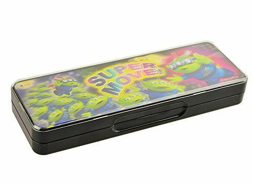 X射線【C820539】玩具總動員3D鉛筆盒 -三眼怪,文具/辦公室/鉛筆盒/化妝包/學生/學校用品/療癒