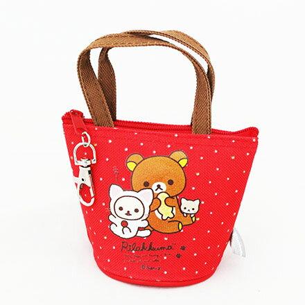 【敵富朗超巿】拉拉熊迷你手提袋錢包 3