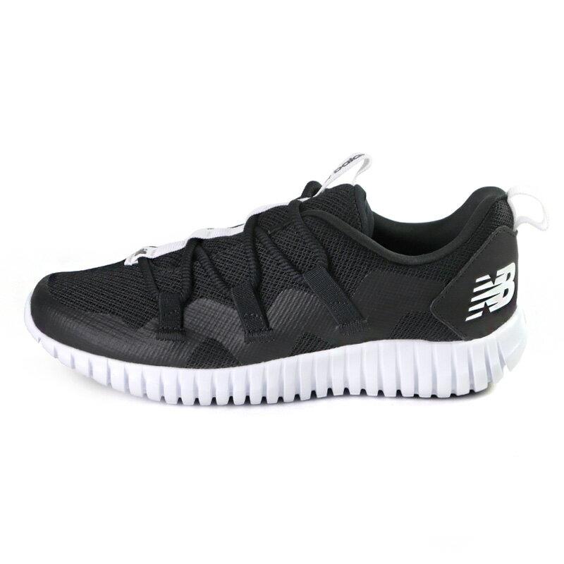 【全舘再打93折】New Balance 慢跑鞋 套入式 運動鞋 中大童 黑色 NO.R6390