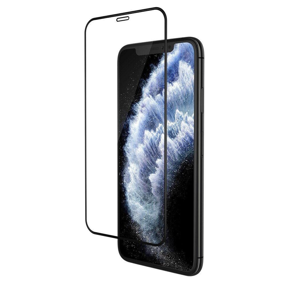 【犀牛盾】3D 壯撞貼/耐衝擊手機保護貼 適用iPhone X系列/iPhone 11系列 全滿版(非玻璃) 螢幕保護貼