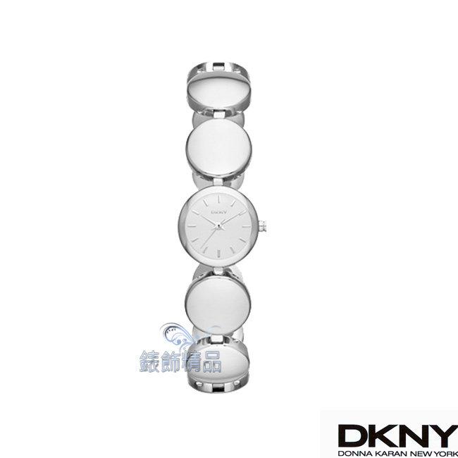 【錶飾精品】DKNY 紐約時尚 可愛造型普普風 鏡面光感手鍊女錶NY8866原廠正品 情人節禮物