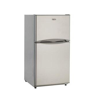 歌林 Kolin 130公升雙門小冰箱 KR-213S01 【送標準安裝】