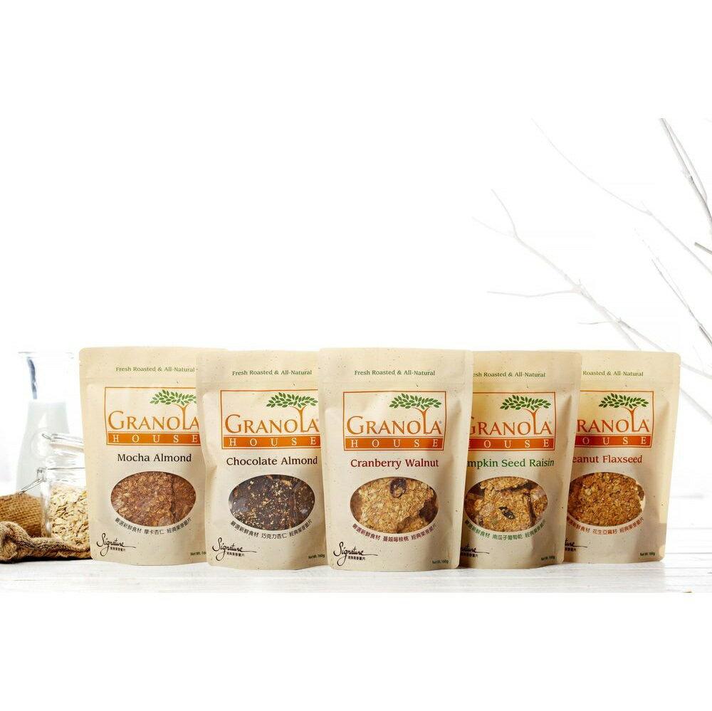 【小麥的家】經典果麥脆片 全系列 (五種口味各1包)