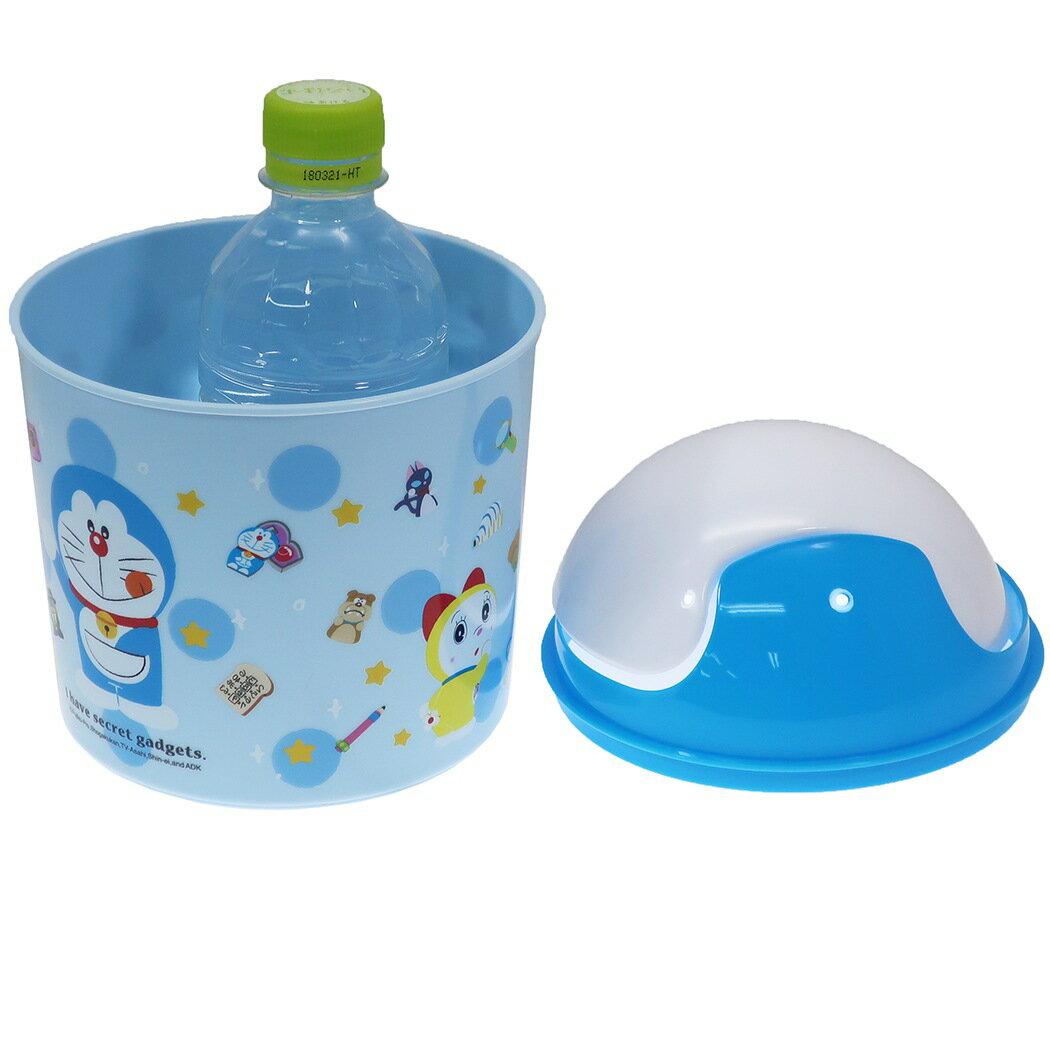 哆啦A夢Doraemon 桌上型垃圾桶,垃圾筒/雜物桶/水桶/分類桶/資源回收桶/廚餘桶,X射線【C488284】