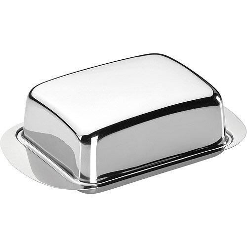 《TESCOMA》Grandchef不鏽鋼附蓋奶油盤