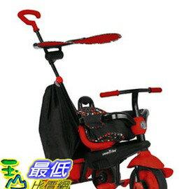 [COSCO代購 如果沒搶到鄭重道歉] smarTrike Delight 3合1三輪車 - 紅色 W105042