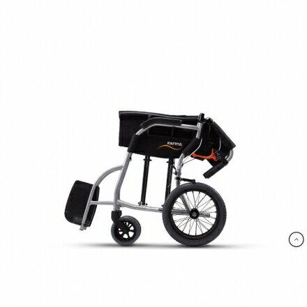 【輪椅】 康揚超輕量折背可攜帶 KM-2501 贈攜車帶一組
