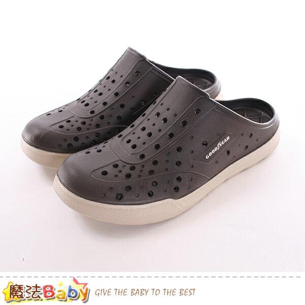 男鞋成人男款水陸兩用止滑輕便懶人鞋魔法Baby~sa83603