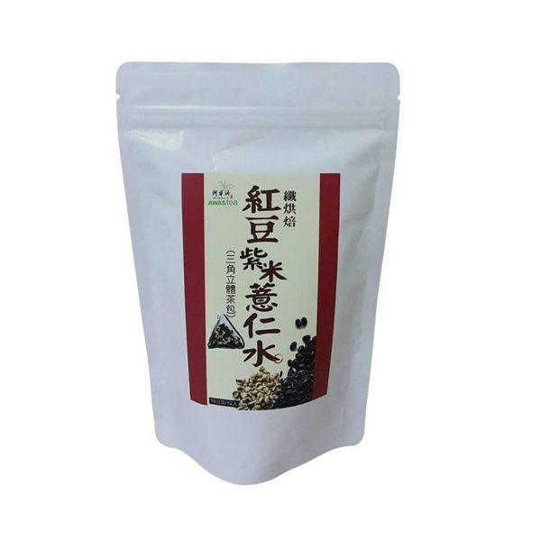 阿華師 紅豆紫米薏仁茶 15g*12入