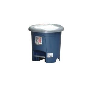 【Keyway】RO-010朝代圓型垃圾桶10L