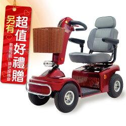 必翔 電動代步車 TE-889N P型把手 電動代步車款式補助 贈 安能背克雙背墊