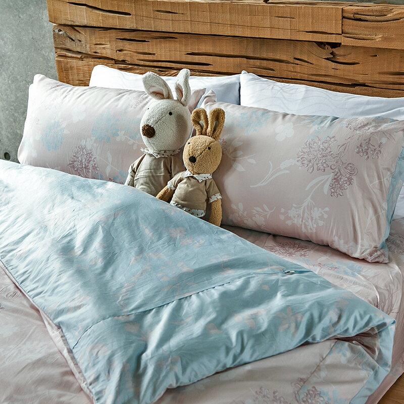 床包  /  雙人加大- 100%精梳棉【奇幻不思議-夢遊愛麗絲】含兩件枕套 奇妙童話時光 戀家小舖 台灣製 3