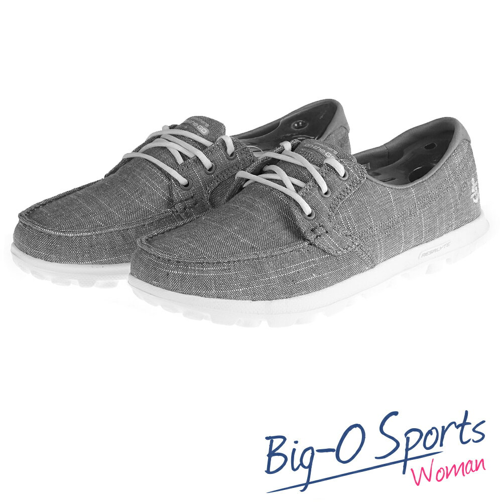 SKECHERS on-the-GO 健走系列 女 13841GRY Big-O Sports