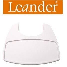 【安琪兒】丹麥【Leander】高腳餐椅配件-餐盤(白色)需要搭配二代護欄才能使用 - 限時優惠好康折扣