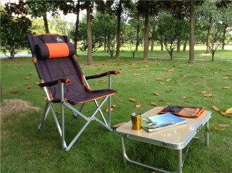 【露營趣】中和 TNR-115 日韓熱銷 鋁合金休閒椅 摺疊椅 大川椅 折疊椅 高背椅 野餐椅 unrv可參考