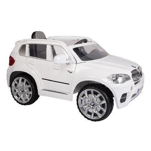 韓國高階版BMW X5 兒童電動車-白色(雙馬達)★衛立兒生活館★