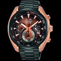 ALBA VK63-X027K(AU2182X1) 廣告款時尚腕錶/45.5mm