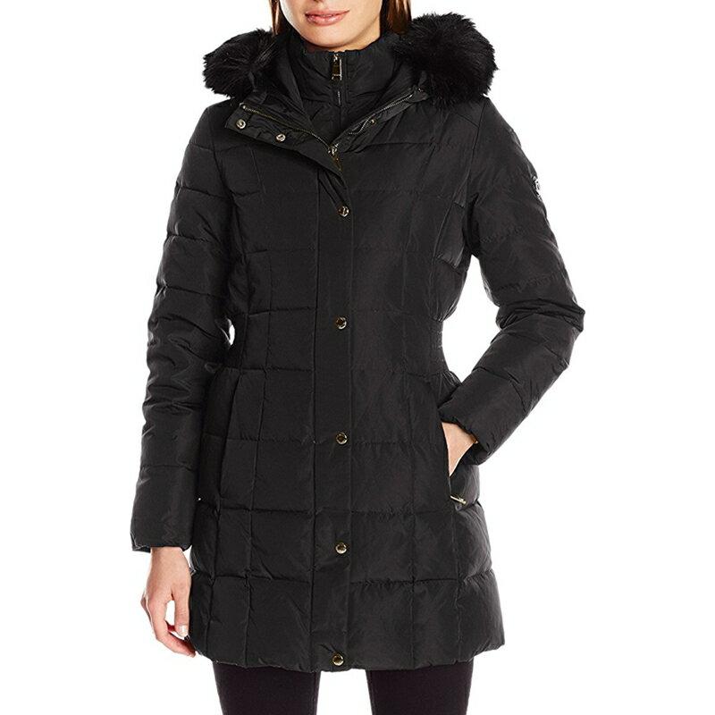 Calvin Klein 女士 冬季 保暖 長版 羽絨服 CW603644