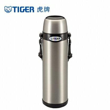 【虎牌】不鏽鋼經典背帶式保溫保冷瓶-1.0L MBI-A100