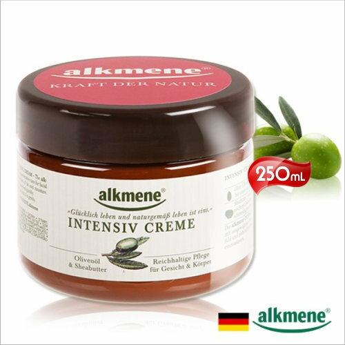 德國alkmene草本耀典橄欖加護乳霜-250mL [54471]
