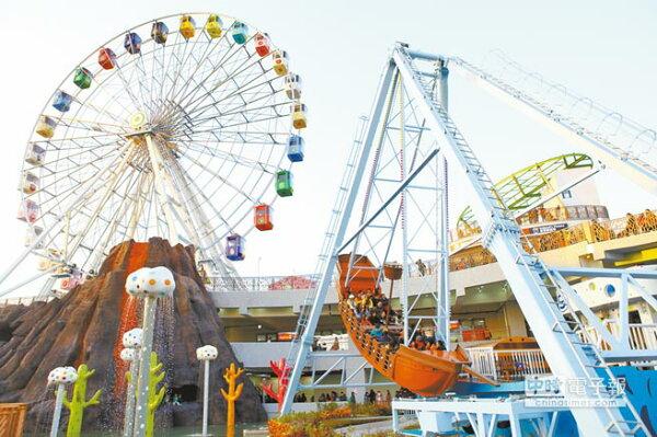 MYDNA售票網:【台北市兒童新樂園】含遊樂券5張門票1張不分平假日無期限$120