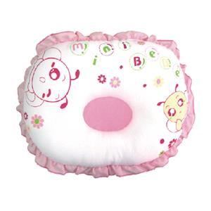 【蜜妮寶貝嬰童用品館】嬰兒護頭枕 / 30 x 21cm / 黃色、粉紅、藍色
