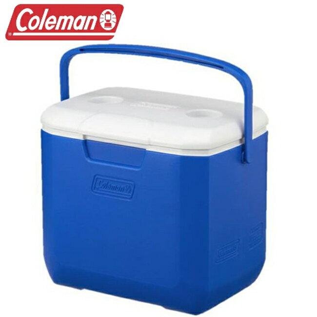 Coleman EXCURSION 海洋藍冰箱 28L /冰桶/保冰箱/露營/旅遊 CM-27861 /台北山水