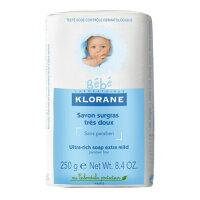 醫美品牌乳液推薦到蒄蘿蘭 KLORANE 寶寶保濕乳霜皂 250g 3入組就在波波醫美館推薦醫美品牌乳液
