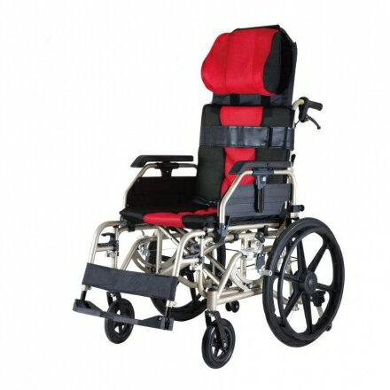 空中傾倒型手動輪椅(符合輪椅B款 A+C款補助) PH-186A