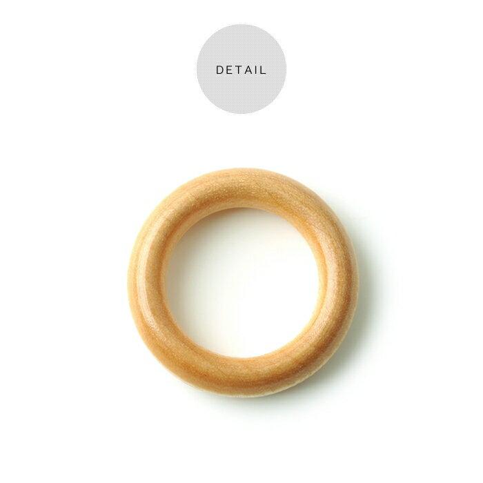 日本CREAM DOT  /  重ねづけ リング セット 指輪 アクセサリー ウッドリング 丸 ファッションリング アソート シンプル デイリー カジュアル 大人 レディース outlet  /  qc0248  /  日本必買 日本樂天直送(400) 4