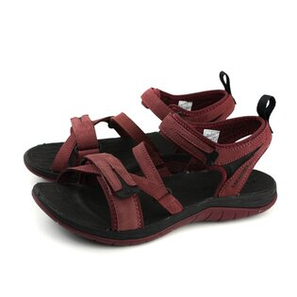 MERRELLSIRENSTRAPQ2涼鞋深紅色女鞋ML12714no915