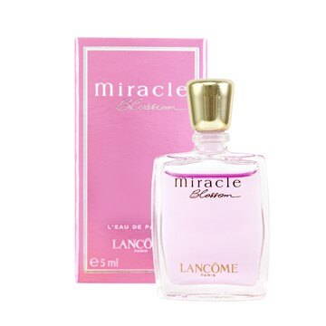 《Lancome 蘭蔻》Miracle Blossom 真愛奇蹟香水-花漾版 5ml