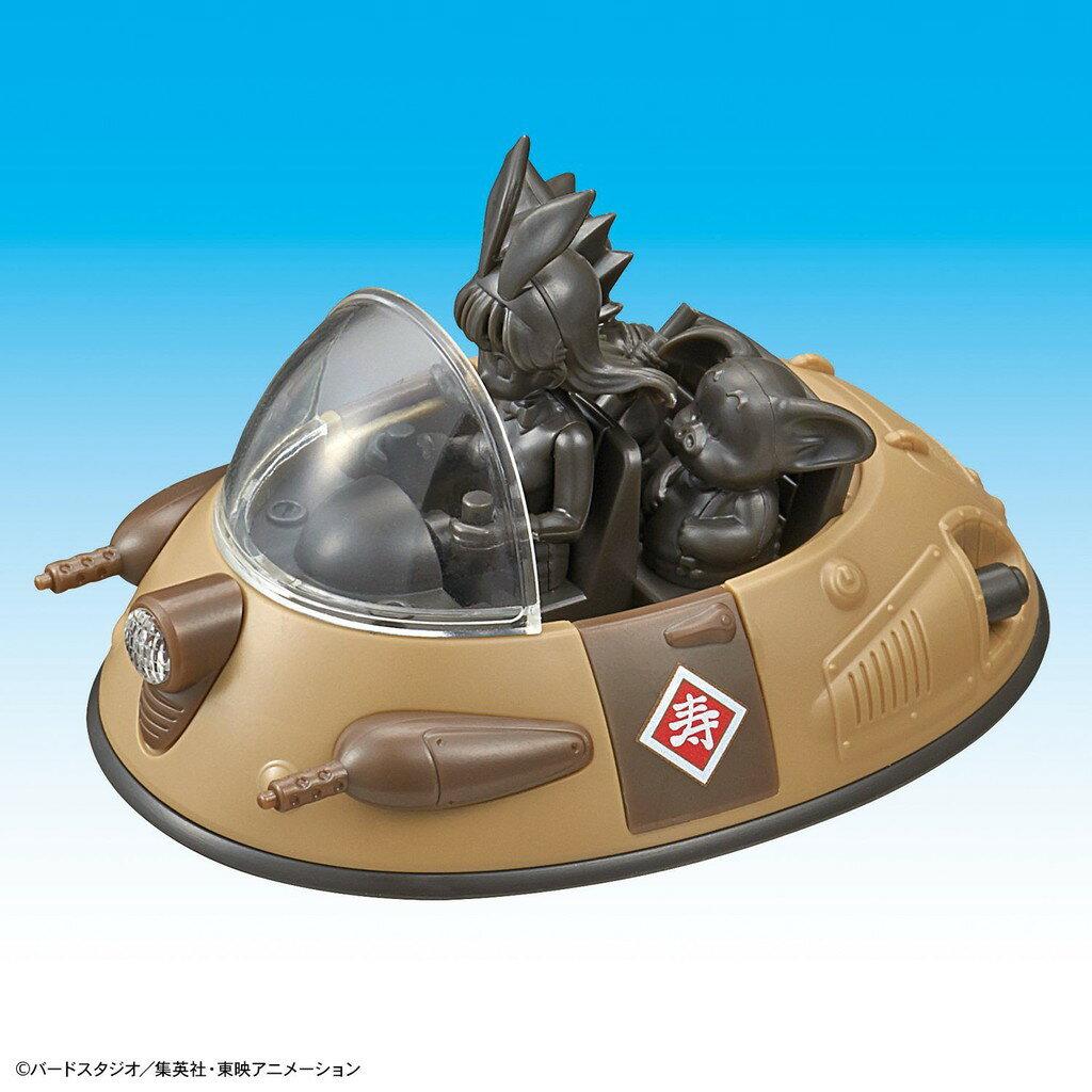 【預購】日本進口金證 萬代 牛魔王的車 BANDAI MECHACOLLE 七龍珠 第二卷 vol.2【星野日本玩具】 4