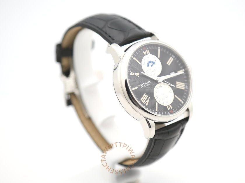 MONTBLANC 萬寶龍 4810系列雙時區腕錶 REF. 114858 2