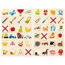 【淘氣寶寶】德國Hape愛傑卡-親子教育系列-誰是間諜遊戲【天然實木、植物性水染漆、德國環保玩具】