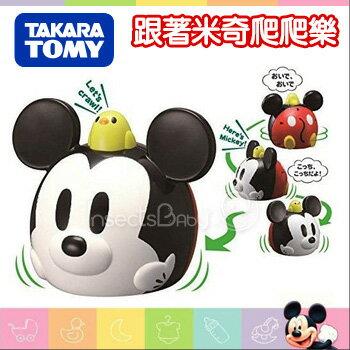 ✿蟲寶寶✿【日本Takara Tomy】引導寶寶爬行 遊玩中學習- 迪士尼Disney 跟著米奇爬爬樂《現+預》