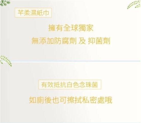 芊柔 清除腸病毒濕紙巾 10片【德芳保健藥妝】 4