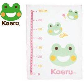 『121婦嬰用品館』哈皮蛙 長方形雙層紗布浴巾 0
