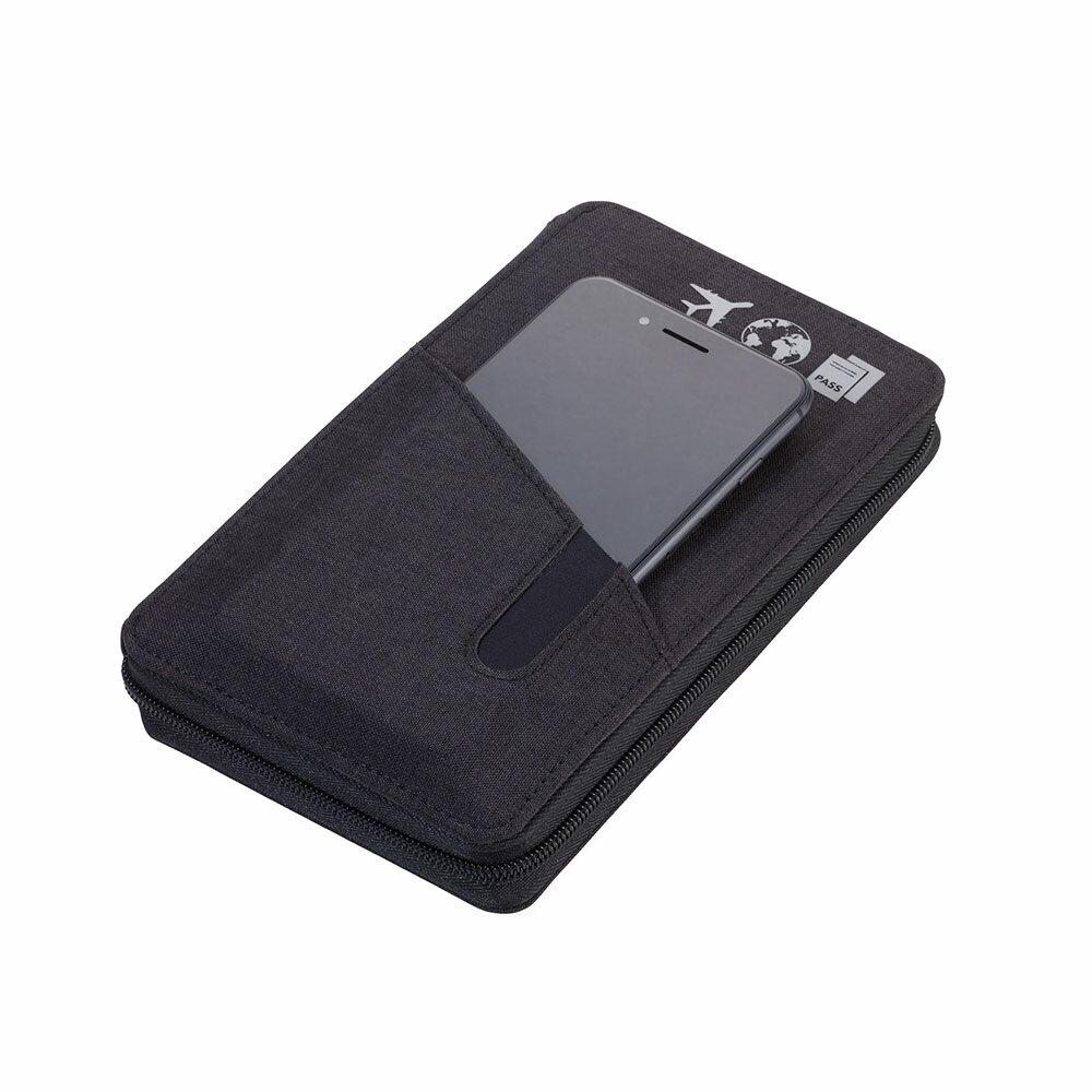 [TROIKA} RFID NFC 屏障護照3C旅行夾