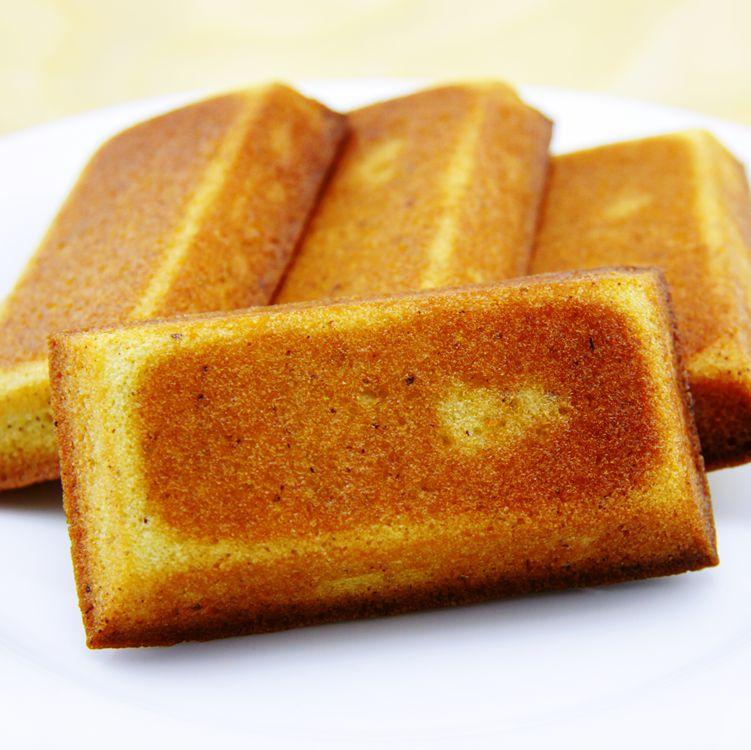 【森之心手工甜品坊】費南雪金磚蛋糕  10入/盒