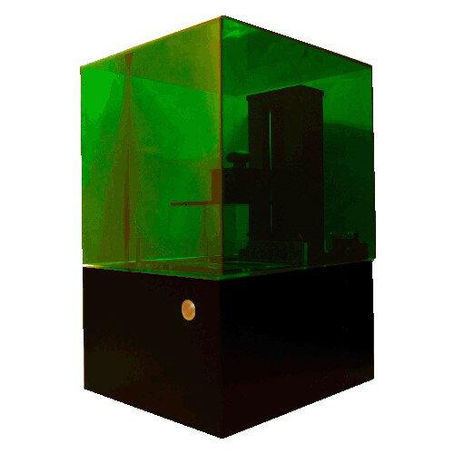 光固化 3D印表機【SmartBot 奧創+ Ultron+ (奧創 plus / Ultron plus)】列印大小150x150x200mm 精度0.01mm(1條) 光固化 SLA 3D印表機 雷射光固化3D列印機 3D Printer 3D打印機 無毒樹脂