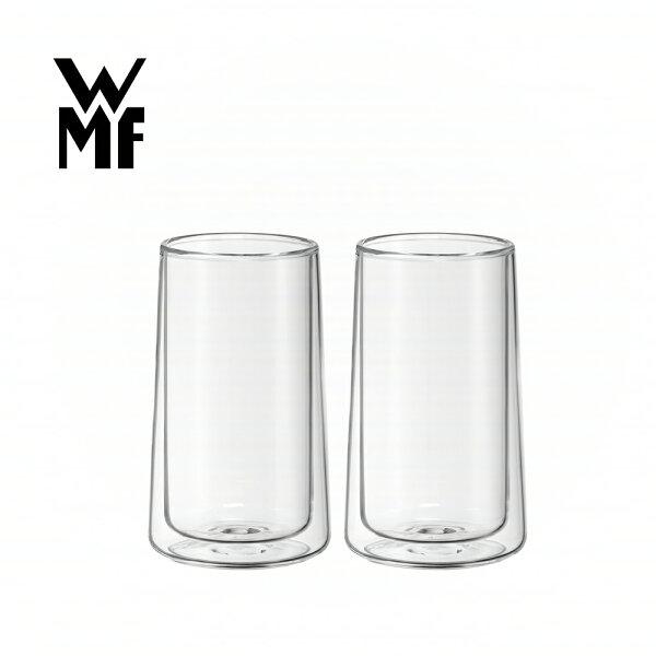【德國WMF】雙層玻璃杯2件套組
