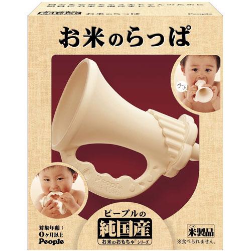 日本【People】(新)米的喇叭咬舔玩具