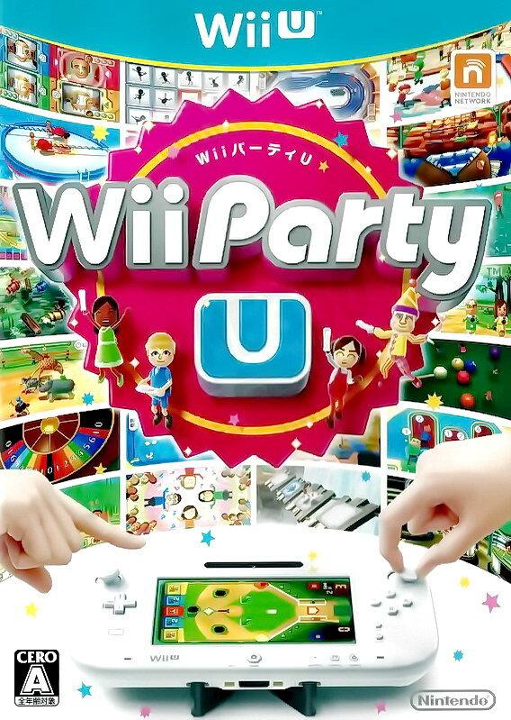 【 遊戲】WIIU WII U 派對 PARTY U 日文版 電視PARTY 客廳PARTY 桌上PARTY 台中恐龍