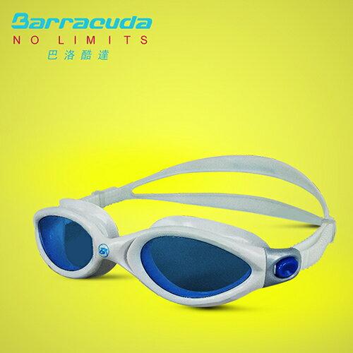 美國巴洛酷達Barracuda成人運動型抗UV防霧泳鏡-AQUALIGHTNING#32420 3
